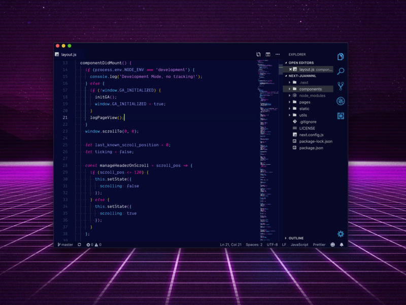 1984 Syntax Theme by Juanmnl on Dribbble