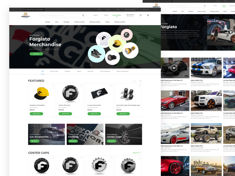 Store(shop) Page accessories car clothing shop store design marchandise