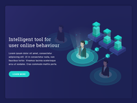 User Data - home page
