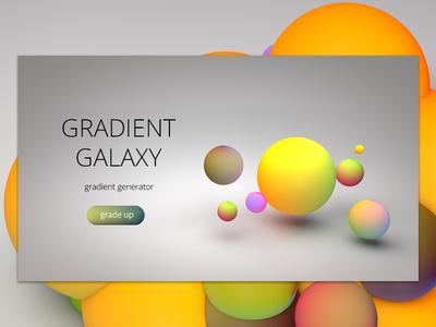 Gradient Galaxy