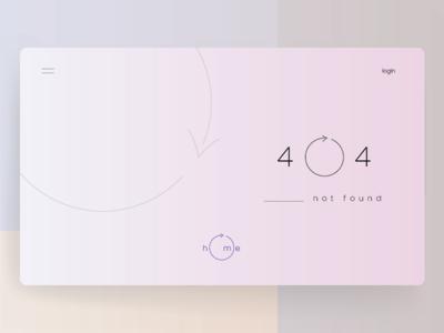 404 ____ not found