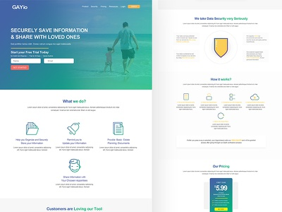 Website Deisgn landing page design homepage design website design