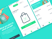 Environmental App UI