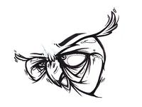 Cybirds face