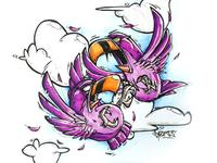 Battlebirds Colored