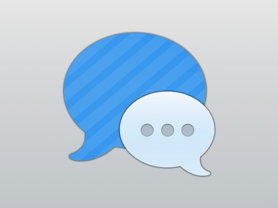 iMessage Icon icon imessage