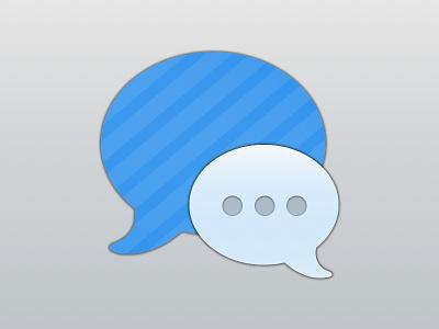 iMessage Icon icon imessage