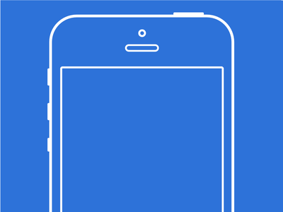 Wired iPhone Template sketch freebie wired wireframe iphone template