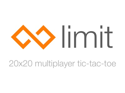 Limit games hackathon infinity tic-tac-toe codeday