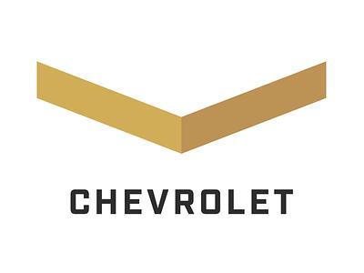 Chevrolet Rebrand branding logo mark logo identity