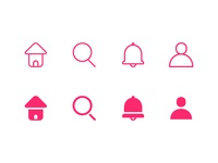 Icons Collection For Mobile Apps