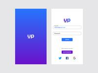 Uplabs Mobile App Screen