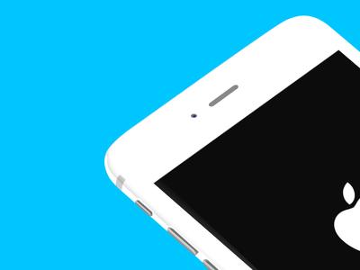 Iphone 7 PSD Mockup