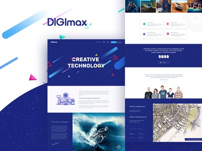 Creative Agency free responsive portfolio photography one page multipurpose modern creative corporate business blog
