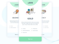 Pricing Page Concept
