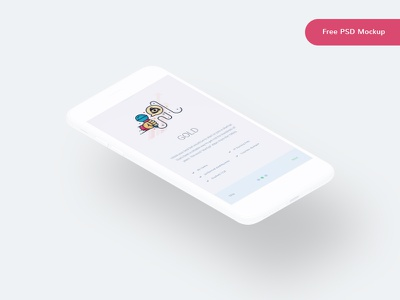 iPhone Mockup Free Download template white device ux ui mockups psd download templates iphone 7 ios app interface design free mock-up freebie perspective best apple phone