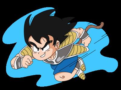Son Goku Young New