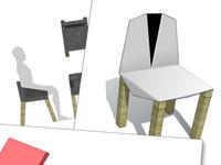 Chair Sketch-Renders