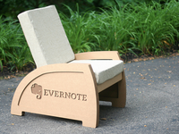 Thinking Chair (For Evernote)