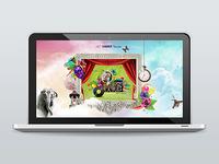 2007 MKMF teaser website