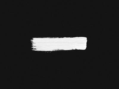 Minimal blank minimal art minimalist stroke brush textured texture noise black white minimal