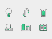 Billbox Services Icons