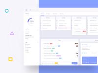 Strategic Planner Dashboard list experiment fun ui color dashboard planner