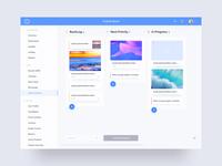 Board UI