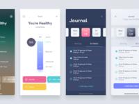 Fitness App Variations