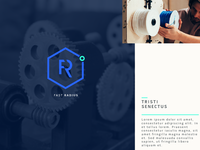 3D Printing Company Concept 2