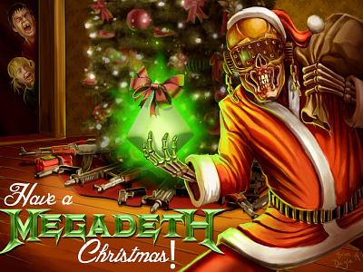 Megadeth Xmas megadeth christmas heavy metal