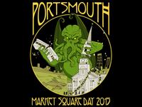 Portsmouth Vs Cthulhu 2015