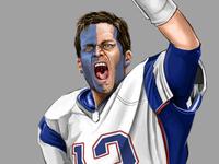 Tom Brady: Freeeedooomm!!