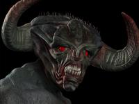 Demon Closeup