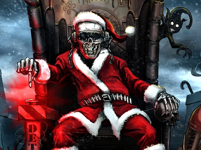 Megadeth Countdown to Christmas holidays christmas music thrash metal heavy metal megadeth
