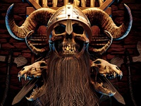 Amon Amarth Dribbble