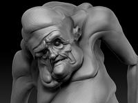 Lumpy Troll