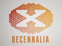 Decennalia Logo