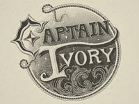 Captain Ivory Logo v1