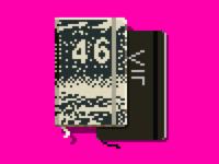 Sketchbooks 46 & 47
