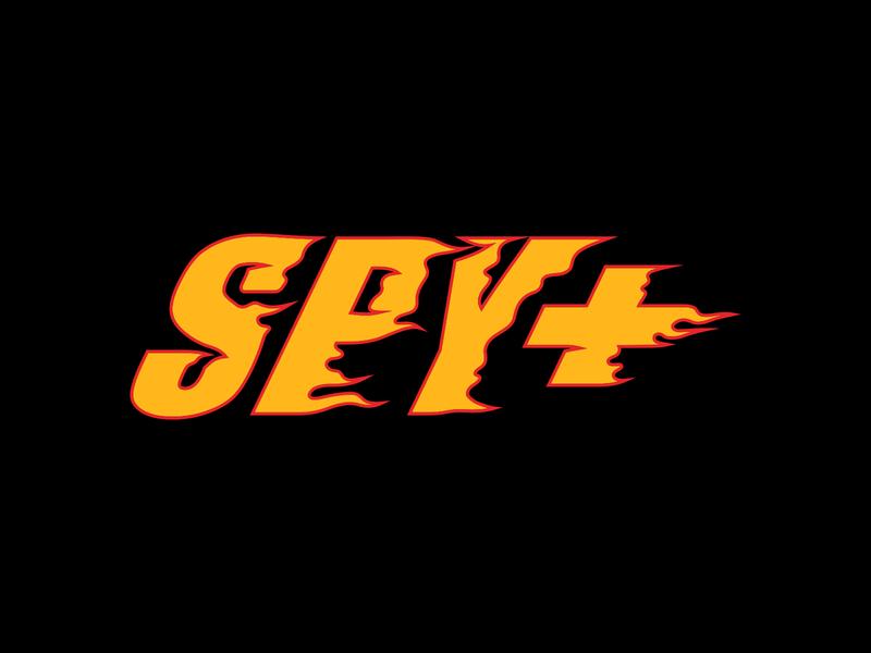 Spy Flame Type snowboarder typography snow snowboard typedesign type