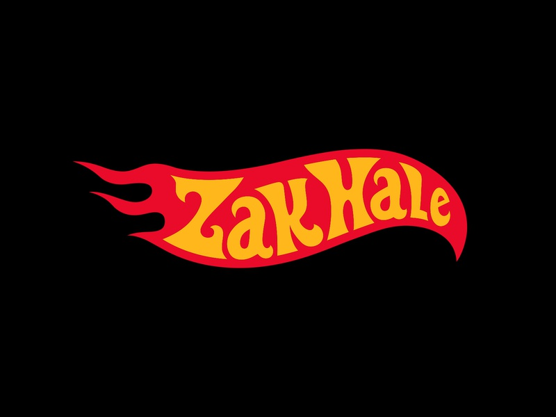 Zak Hale Type jump snowboarding bradford design co bradford design bradford typogaphy branding flame type flame fire goodtype typedesign hotwheels type