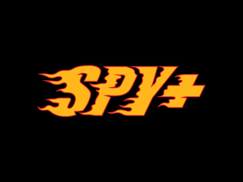 Spy Flame Type bradford design co bradford thrasher fire type goggles snowboarder snow fire typogaphy type design