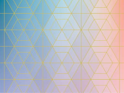Pattern Play dimension pattern geometric color gradients