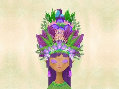 The Violet Queen