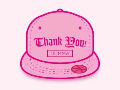 Thank You to DUMMA for invitation!