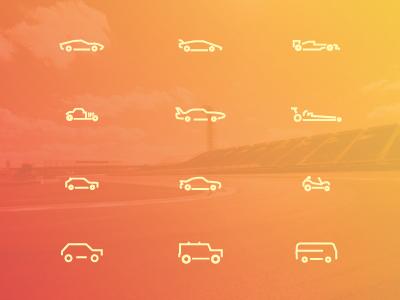 Icon Set_Cars