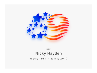 Nicky Hayden biker champion usa motogp rip superbike america hayden nicky 2017 69