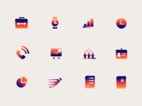 Offset Icons