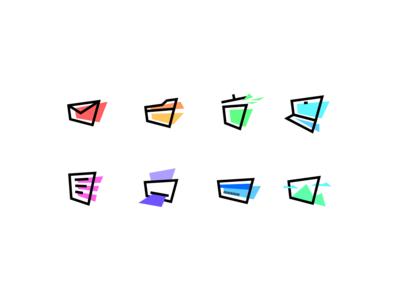 Icon Set '90